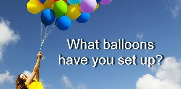 Your Balloons And Buckets – Motivators & Demotivators
