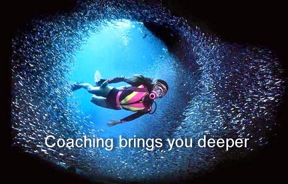 coaching dives deeper