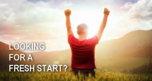 New Year: Looking for a fresh start?