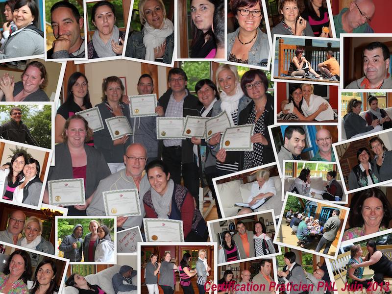 Certification Praticien PNL