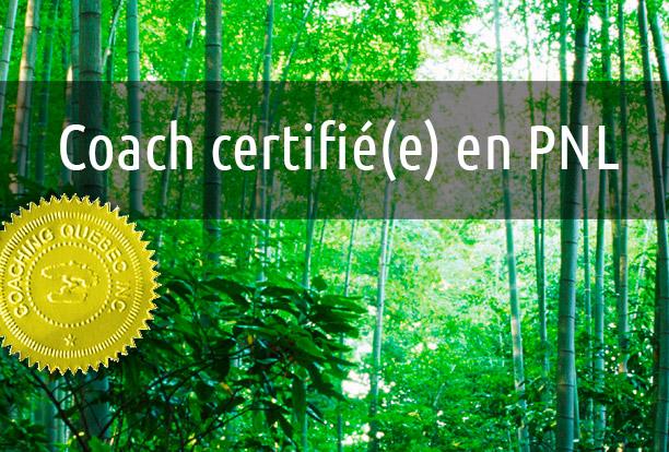 Coach Certifié En PNL