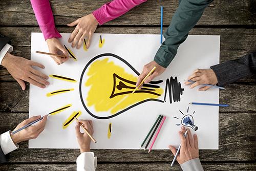 La Créativité Des équipes De Travail