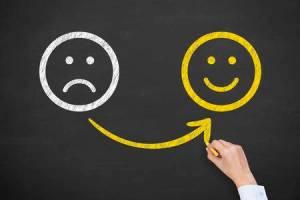 négativité vs positivité