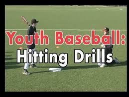 youth baseball hitting drills