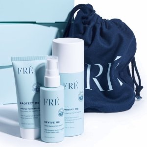 123 Fre Skincare Set