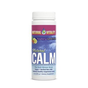 Natural Vitality CALM Magnesium Drink
