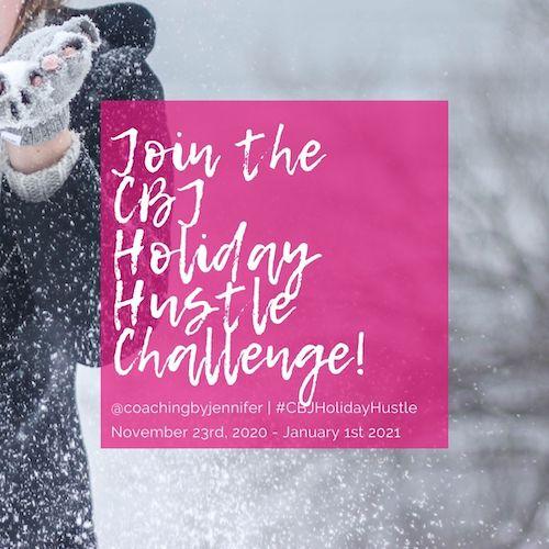 CBJ 2020 Holiday Hustle Challenge