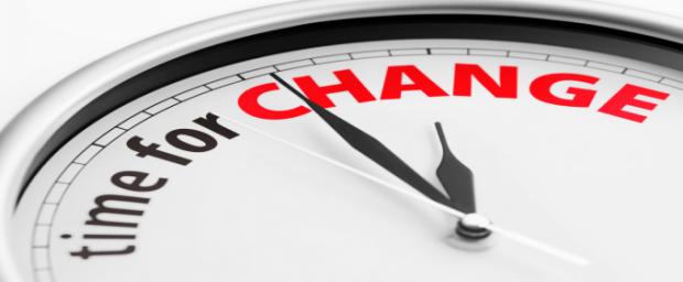 temps de changer