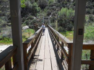The bridge at Boyce Thompson Arboretum State Park 04-12 055