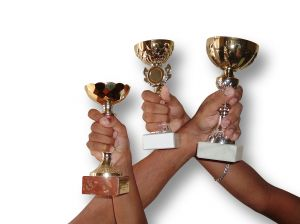 Celebrate team success