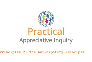 Principles Of Appreciative Inquiry 2: The Anticipatory Principle (video)