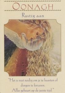 Afbeelding van godin Oonagh godinnenkaarten Doreen Virtue gevonden op coachingmetsanne.com