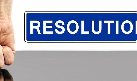 résolutions