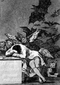 la sessualità - il sonno della ragione genera mostri