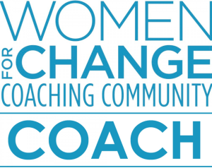 Women for change coaching community coach