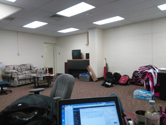 MSU VB assistants office