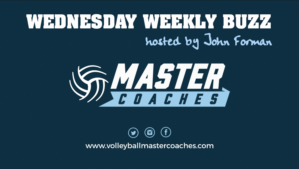 Weekly current events show for coaches