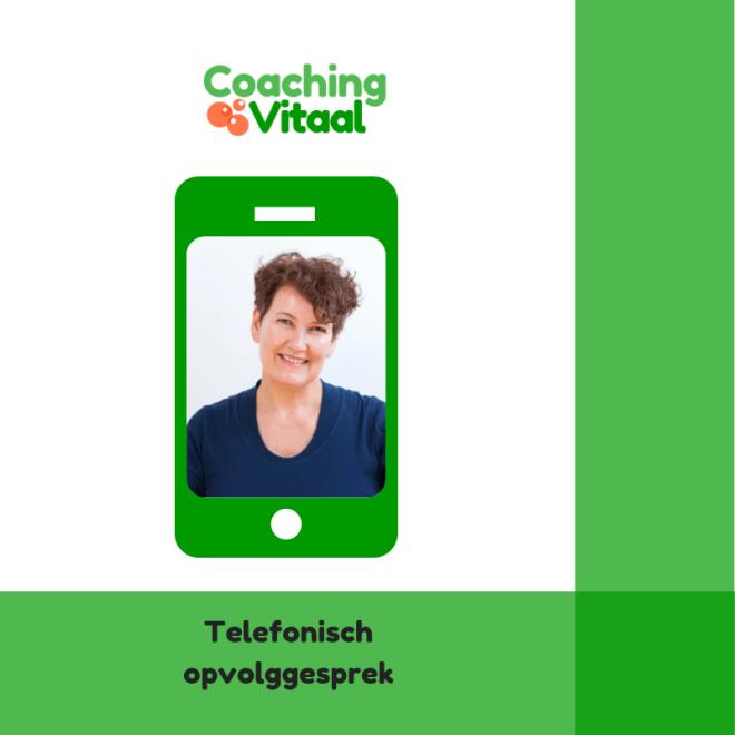 Opvolggesprek bij Coaching Vitaal in Nieuwkoop