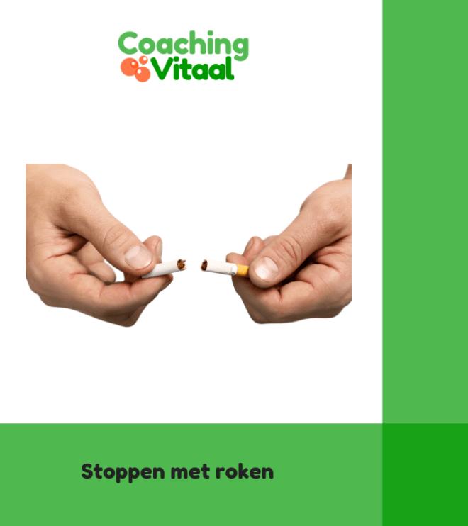 Stoppen met roken door hypnose bij Coaching Vitaal in Nieuwkoop, Zuid-Holland