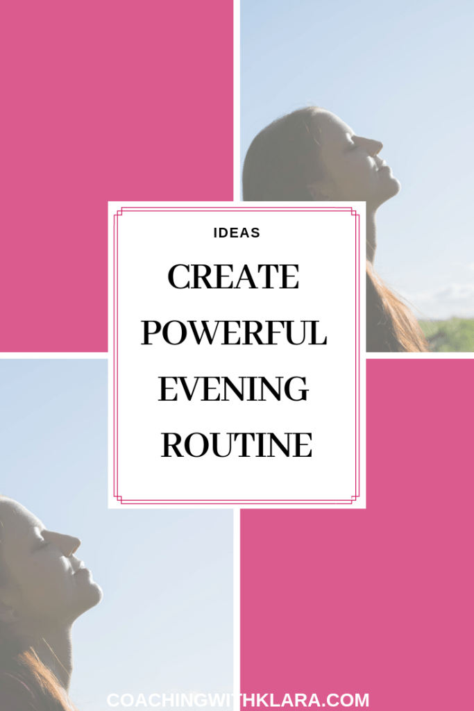 How to power up your daily routine with your new bedtime habits. In this article I'm sharing with you tips and ideas of successful people that you can implement into your day to show love to your body, mind and your soul every evening. Start your morning in a healthy way.