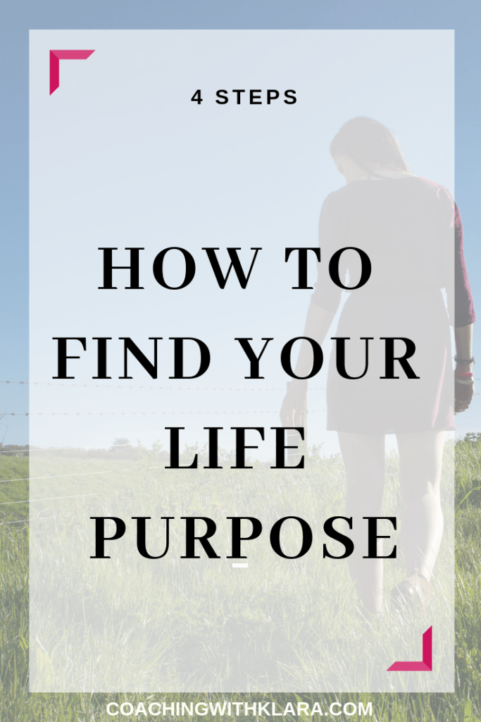 How you can find your life purpose? In this article I'm sharing with you 4 steps that will help you to stop feeling stuck and lost in life to find your purpose and reason why you are here in this world by following your heart and your passion. Tips to guide you on finding your life purpose, learn to trust the process and the effect of society on our personal growth and creating our dream life. Read and repin #selfdevelopment #mindset #lifehacks #lifestyle #dreamlife #womeninbusiness #spiritual