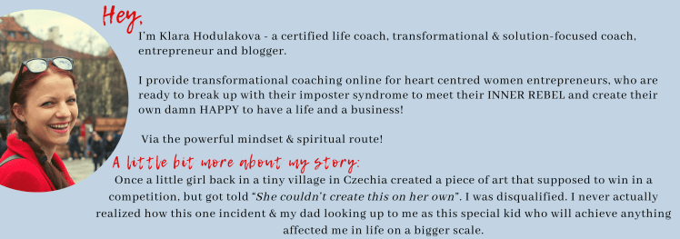 imposter syndrome coach