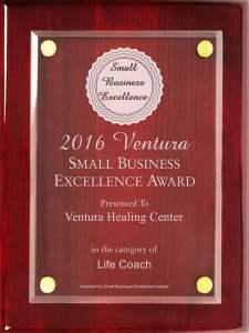 2016 Best Life Coach in Ventura
