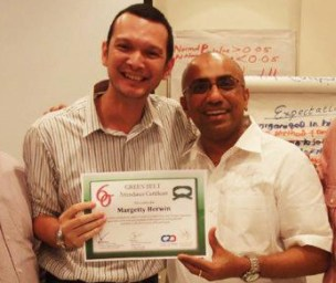 with JACOB MATHEW, SixSigma Coach