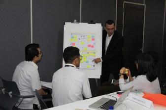 Lintas Arta Business Model 2017