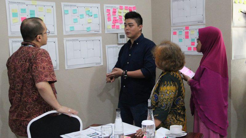 Masterclass Business Model 2018