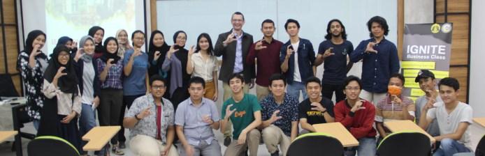 CEDS UI Mahaiswa Pengusaha Kampus Universitas Indonesia - 2019