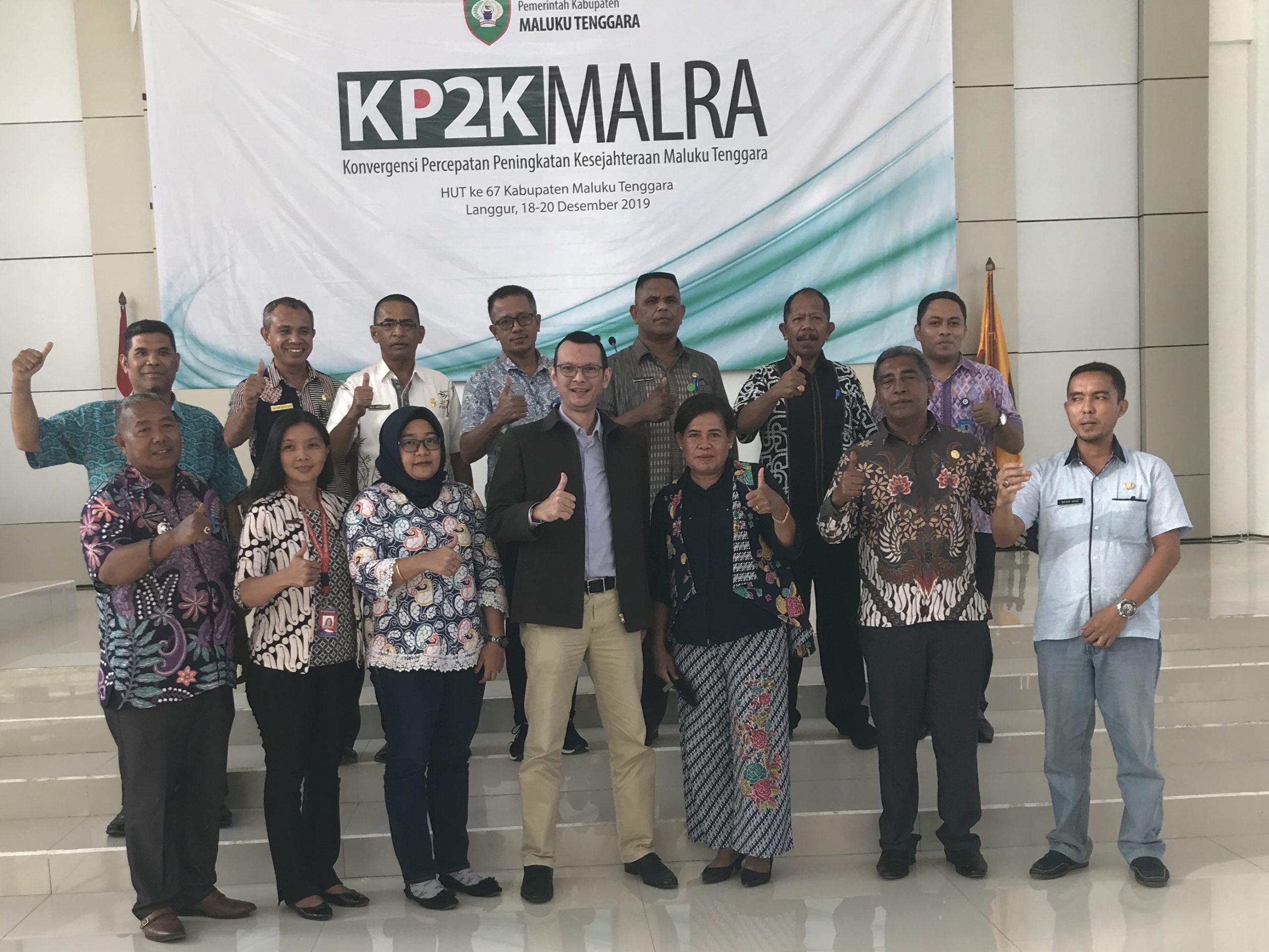 Tim FGD Misi Pemberdayaan Ekonomi Kerakyatan, Kab. Maluku Tenggara