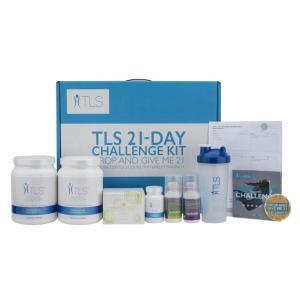 tls 21 day challenge kit