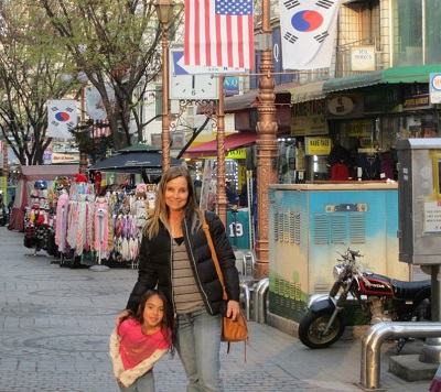 South Korea trip from Beachbody income