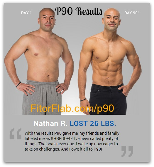 New P90 Workout Results   EOUA Blog