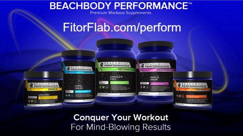 Beachbody Performance Supplements