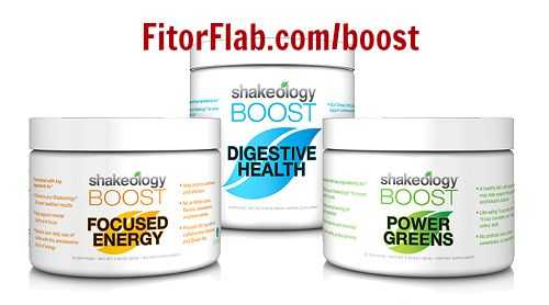 Shakeology Boost Beachbody