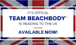 Team Beachbody Available in the UK