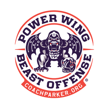 Power Wing Beast Offense Playbook For Youth Football