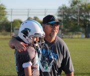 coaching youth football