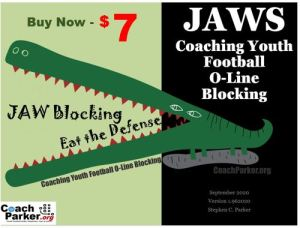 Coaching Youth Football O-Line Blocking Coach Parker eBook