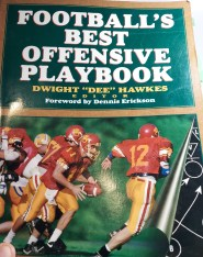 Front Cover of Football's Best Offensive Playbook - Erickson