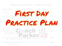 football practice plans for youth free