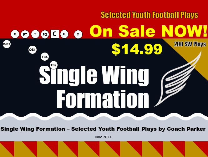 single wing formation on sale now