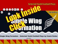 single wing youth football offense plays look inside