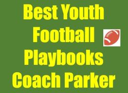 youth football playbook coach parker