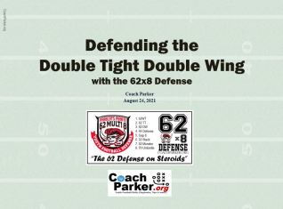 Defending the Double Wing Offense