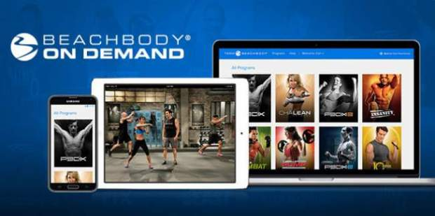 beachbody on demand
