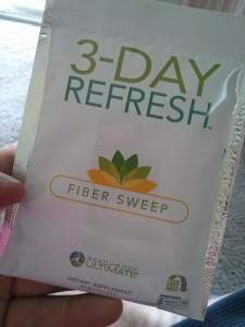 3 Day Refresh Fiber Sweep