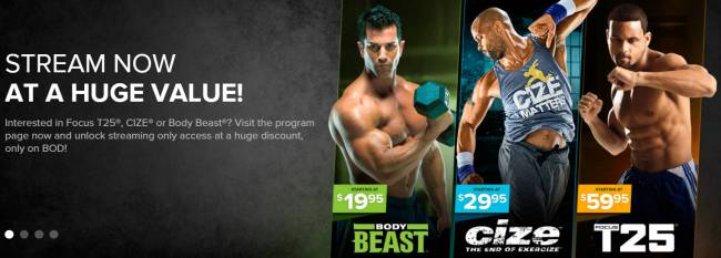 Beachbody On Demand Digital Unlock